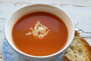Tam Zamanı: Közlenmiş Domates Çorbası