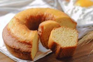 Çok Kolay Yapılan, Bayatlamayan: Sütsüz Yoğurtsuz Kek
