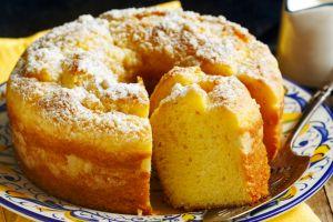 5 Dakikada Fırında: Kolay Limonlu Kek
