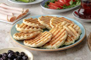 Pancake Kıskandı: Kahvaltılık Pofuduk
