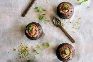 Çikolataya Doyalım: Islak Cupcake