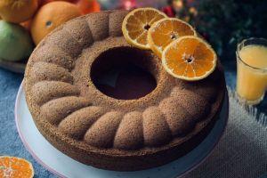Tam Bir Kış Keki: Portakallı Haşhaşlı Kek