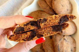 Bol Çikolatalı: Yılbaşı Kurabiyesi