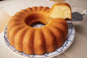 Mükemmel Kıvam, Tam Ölçü: Yoğurtlu Portakallı Kek