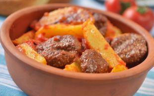 Yemekler Ege'den: İzmir Köfte