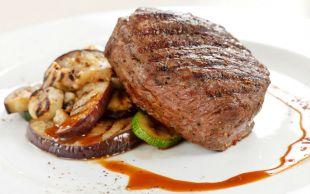 Etsiz Doymayanlara: Izgara Sebzeli Marine Biftek
