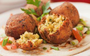 Bir Nev-i Nohut Mücveri: Falafel