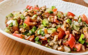 Gaziantep'e Yolculuk: Gavurdağı Salatası