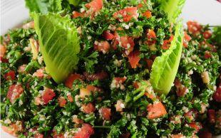 Lübnan Güzeli: Tabbule Salatası
