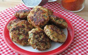 Evdeki Malzemelerle, Hemen Hazır: Tavuk Köftesi