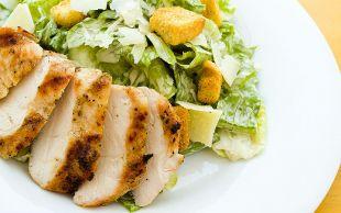 Salataya Sınıf Atlatır: Tavuklu Sezar Salata