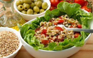 Hem Doyurucu Hem Lezzetli: Buğday Salatası