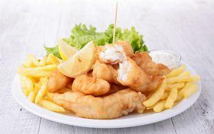İngilizlerin Geleneksel Lezzeti: Fish and Chips