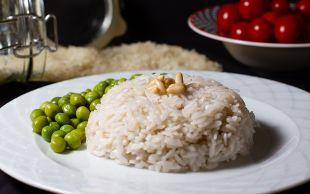 Kuru Fasulye de Olsa mı: Pirinç Pilavı