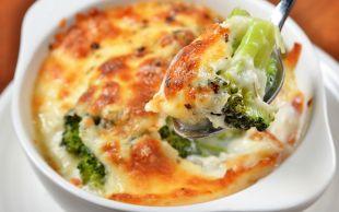 Beşamel Sosla Tatlanmış: Brokoli