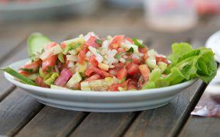 Ferahlık Onda: Çoban Salatası