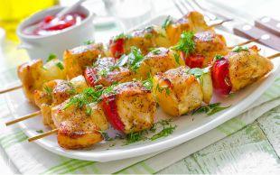 Pratik ve Sağlıklı: Tavuk Şiş