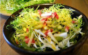 Yemekyolculuğu'ndan: Hardal Soslu Endivyen Salata