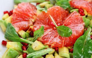 Tazelik ve Sağlık: Greyfurtlu Avokado Salatası