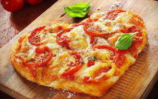 Kalp Dostu: Vejetaryen Pizza