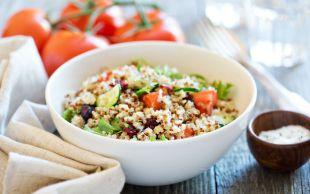 Yeni Trend: Kinoa Salatası
