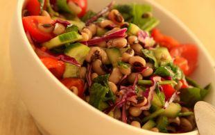 Piyaza Rakip: Börülce Salatası