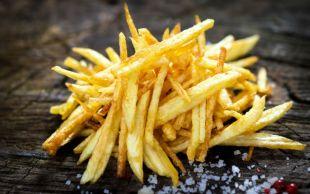 Bu Sefer Daha Çıtır: Patates Kızartması
