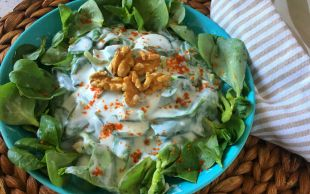 Masum Bir Meze: Semizotu Salatası