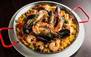 İspanya'dan Akdeniz Esintileri: Paella