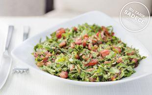 Köşebaşı'ndan: Toros Salatası