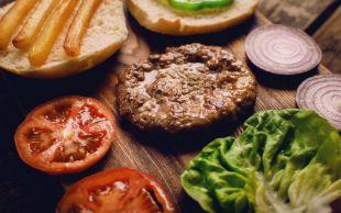 Evde Fast Food Zamanı: Hamburger Köftesi