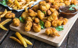 Çıtır Tavuklar: Nugget