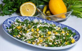 Doyurucu, Lezzeti Çok Hafif: Tavuk Salatası