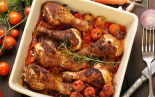 Baharatına Düşelim: Tavuk Baget