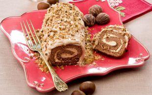 Kokusu Eve Sinsin: Kestaneli Rulo Pasta