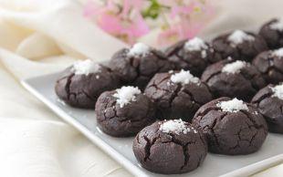 Brownie'yi Andıran: Islak Kurabiye