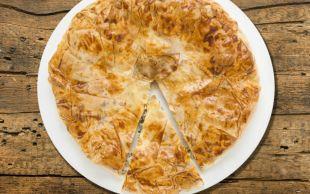 Fırınsız da Olur: Tava Böreği