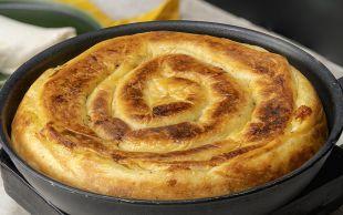 Çok Çıtır: Tava Böreği