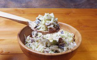 Çok Yakıştılar: Tartar Soslu Tavuklu Kereviz Salatası