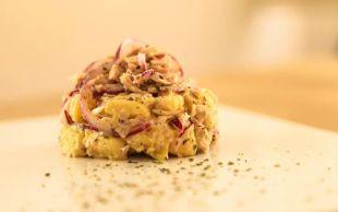 Patatesin Cuma Modu: Ton Balıklı Patates
