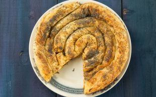 Gerçek El Açması: Çarşaf Böreği