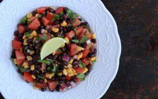 Fasulyenin En Kolay Hali: Meksika Salatası