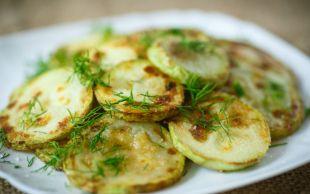 Patatese Rakip: Kabak Kızartması