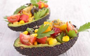 Diyet Günlükleri 101: Avokado Salatası