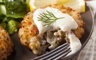 Balık Yemeyenlere: Patatesli Balık Köftesi