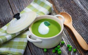 Yeşillenen Bahar Dalları Gibi: Bezelye Çorbası
