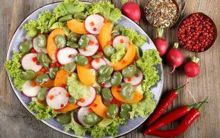 Hafiflik Onda: İç Baklalı Yaz Salatası