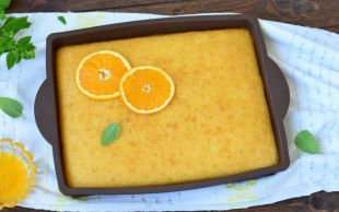 Tadına Doyamazsın: Portakallı Revani