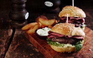 Yetmediyse: Bol Etli Burger
