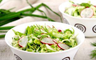 Serinletme Garantili: Turplu Yaz Salatası